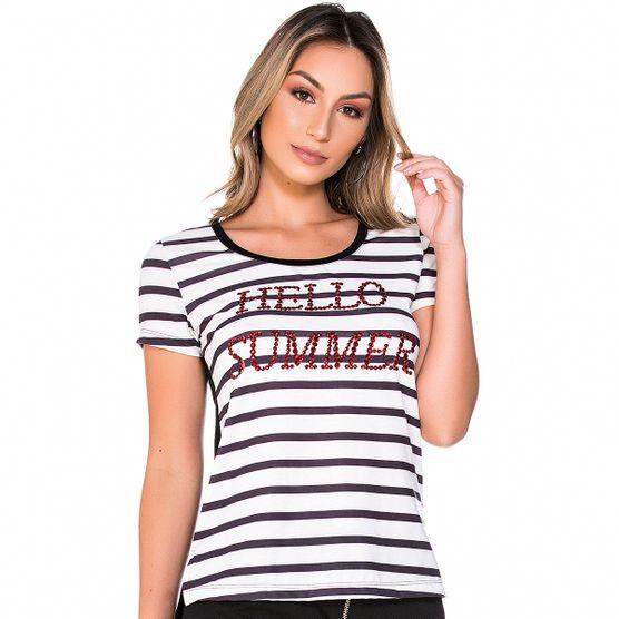 T-Shirt Hello Summer G