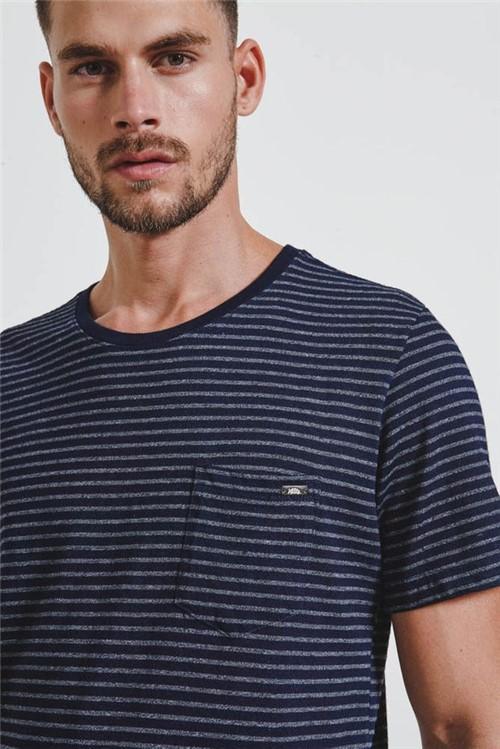T-shirt Índigo Stripes T-shirt Indigo Stripes Indigo Gg