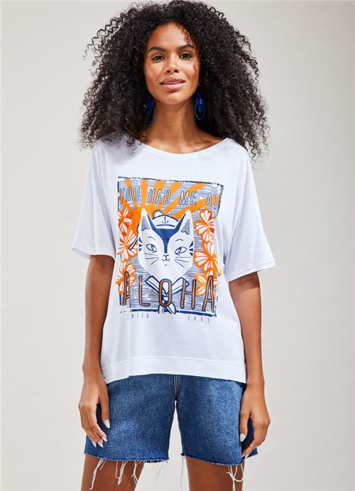 T-shirt Silk Marinheiro G