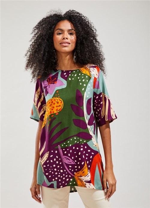 T-shirt Silk Mergulho G