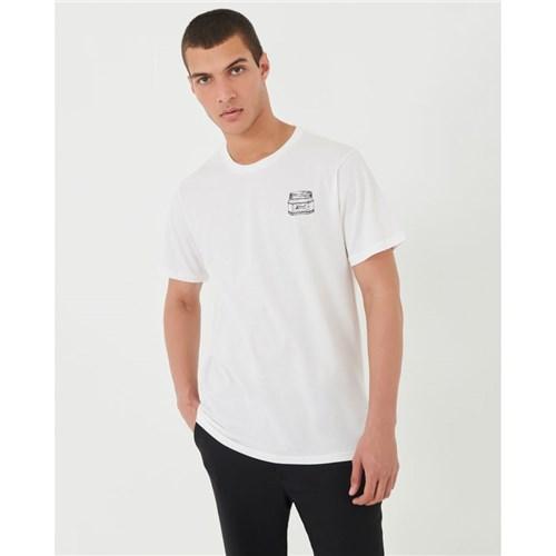 T-Shirt Silk Offwhite GG