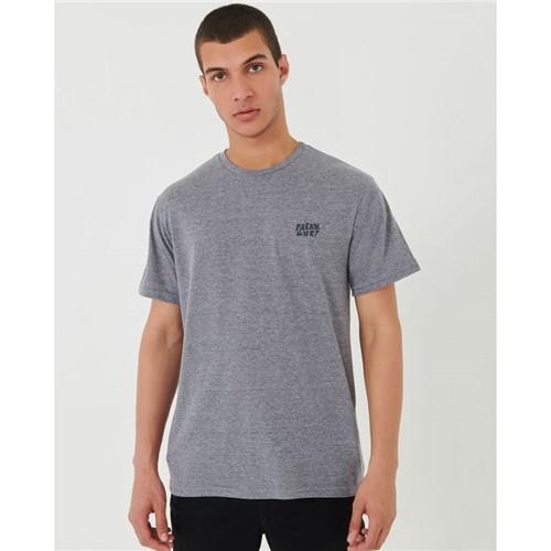 T-Shirt Silk Preto P