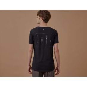 T-Shirt Sounboard Black Preto - P