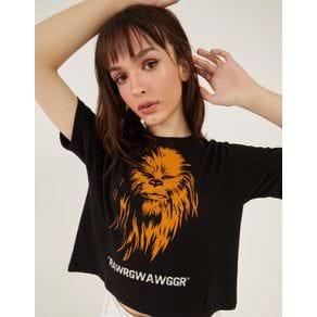Tudo sobre 'T-shirt Star Wars Chewbacca'