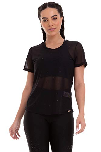 T-Shirt Stardust Preta G
