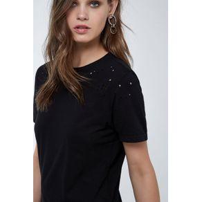 T-Shirt Stonada Bella Preto - M