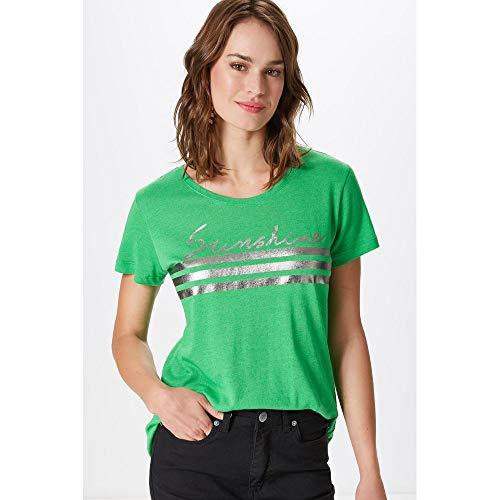 T Shirt Sunshine-green Emerald - G