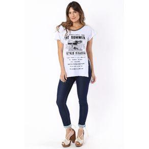 T-shirt The Summer Riviera - BRANCO BRANCO - M