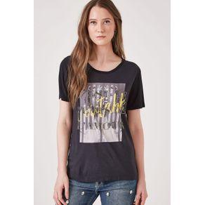 T-Shirt Veritable Preto Est Silk Veritable Preto - G