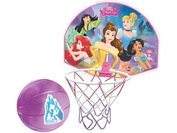 Tabela de Basquete Princesas - Lider Brinquedos