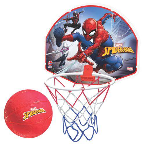 Tabela de Basquete Spiderman Homem Aranha Lider
