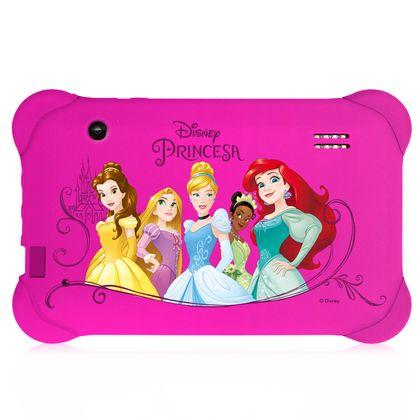 Tablet Disney Princesas Multilaser - NB239 NB239