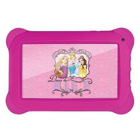 Tablet Disney Princesas NB239 - Multilaser