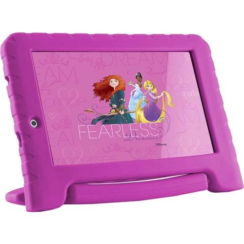 Tablet Disney Princess Plus 7'' Bluetoot 8Gb - Nb281 - Multilaser