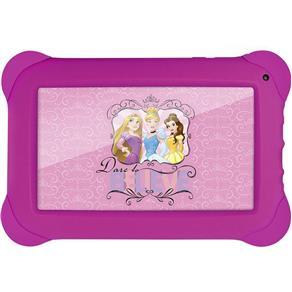 Tablet Infantil Disney Princesas Multilaser NB239