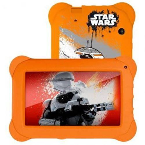 Tudo sobre 'Tablet Kids Disney Star Wars Nb238'