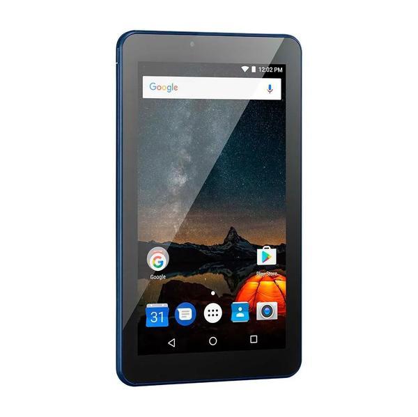 Tablet Multilaser M7S Plus Quad Core Câmera Wi-Fi 1 GB de RAM Tela 7 Memória 8GB - NB273