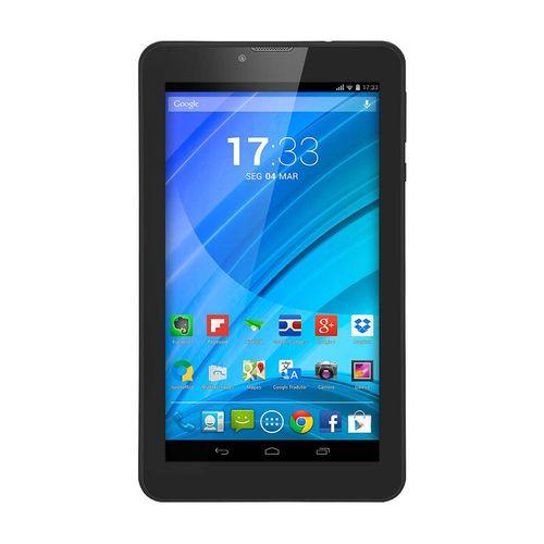 "Tablet Multilaser M7 7"" 3g Plus Quad Core Rose Nb223"