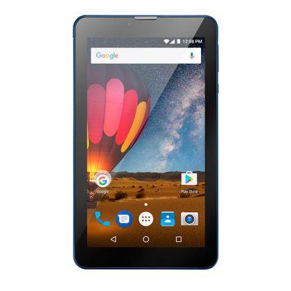Tablet Multilaser M7 3G Plus 1GB 8GB Quad Core Dual Câmera Tela 7 Dual Chip Azul - NB270 NB270