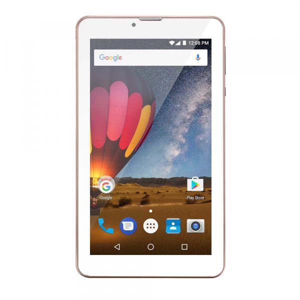 Tablet Multilaser M7 3G Plus 1GB 8GB Quad Core Dual Câmera Tela 7 Dual Chip Rosa - NB271