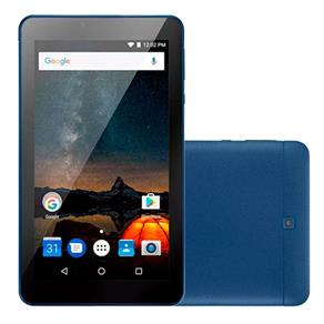 """Tablet Multilaser M7-S NB274, 7"""", Android 7.0, 8GB - Azul"""