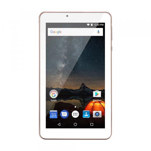 "Tablet Multilaser M7S PLUS 7"" Quad Core 275 Rosa"