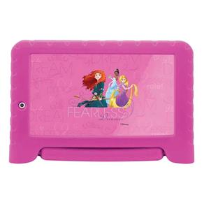 "Tablet Tela 7"""" Disney Princesa PLUS NB281"