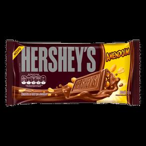 Tudo sobre 'Tablete de Chocolate Hershey´s Amendoim 110g'
