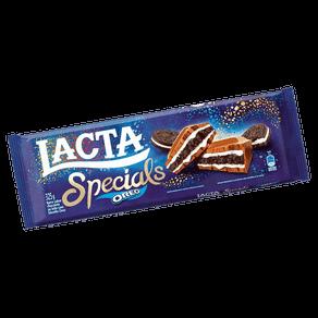Tudo sobre 'Tablete de Chocolate Lacta Oreo 325g'