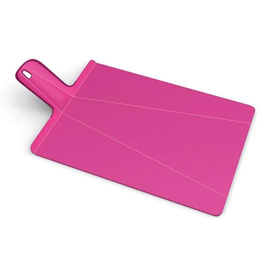 Tudo sobre 'Tábua de Corte Chop2Pot Grande Pink Joseph Joseph'