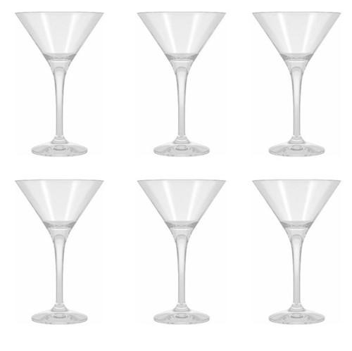Tudo sobre 'Taça Martini Windsor 250ML 6PÇS - 32675'