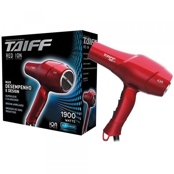 Tudo sobre 'Taiff Red Ion 1900w 110v'