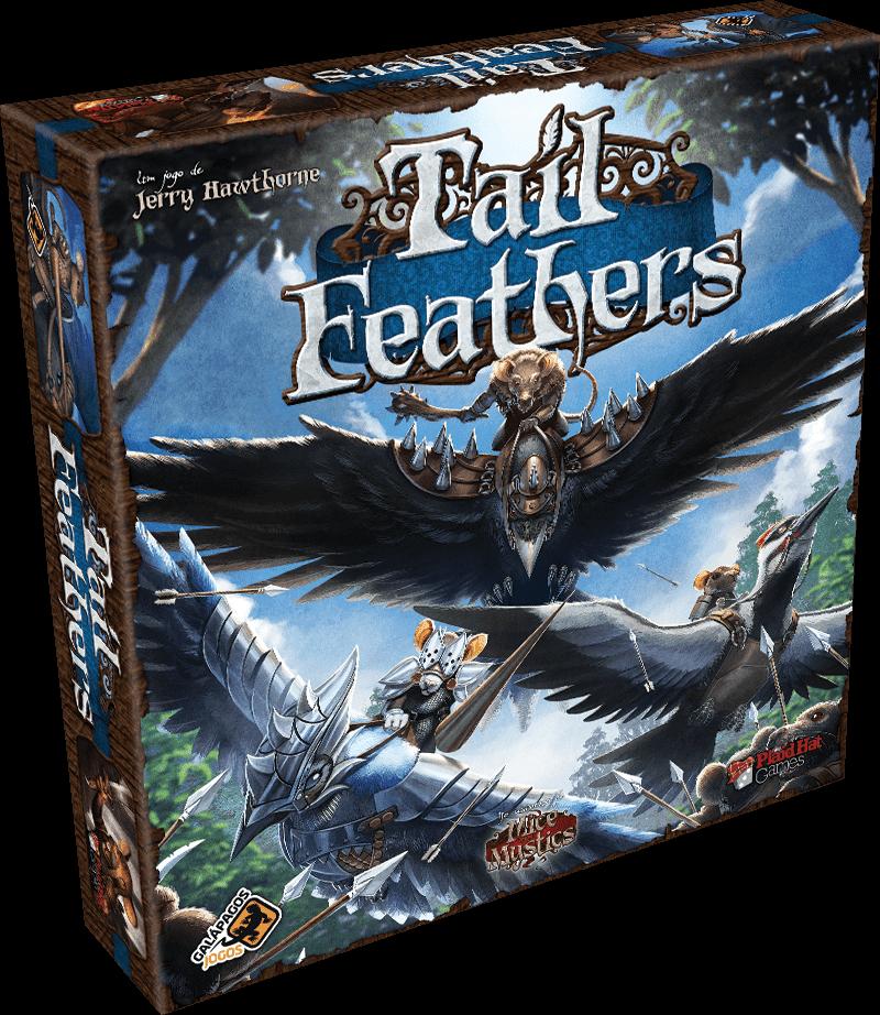 Tudo sobre 'Tail Feathers'