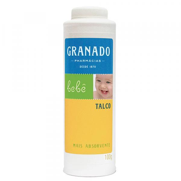 Talco Bebê Granado