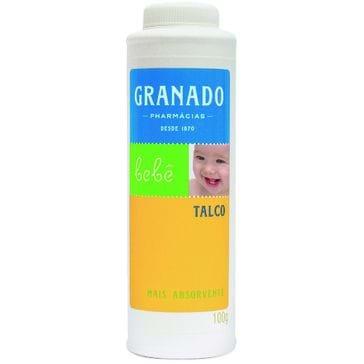 Talco Granado Bebê Previne Assaduras 100g