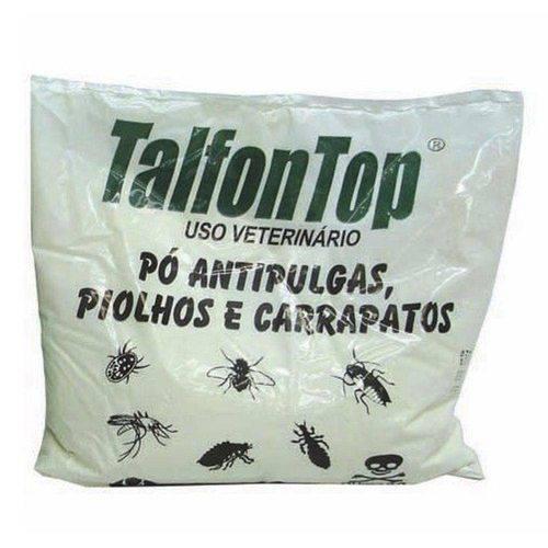 Tudo sobre 'Talfon Top Pó 1 Kg Antipulga e Carrapato'