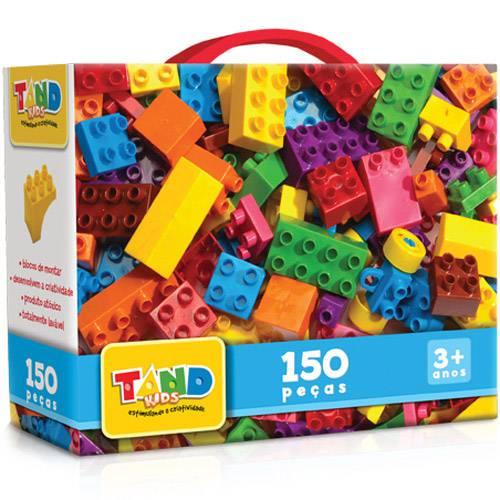 Tudo sobre 'Tand Kids - Maleta com 150 Peças - Tand'
