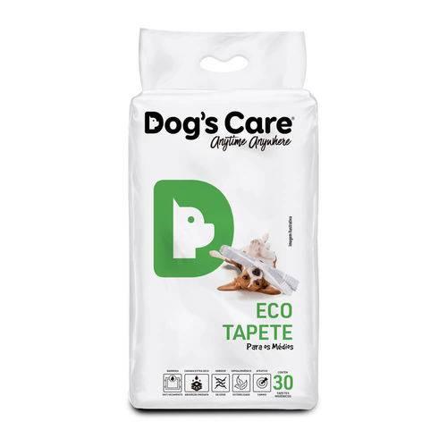 Tudo sobre 'Tapete Higiênico Descartável Cães Eco Médio Porte Dogs Care'