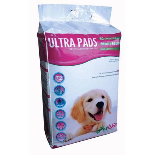 Tudo sobre 'Tapete Higiênico para Cães 60X60CM - 30 UNIDADES'