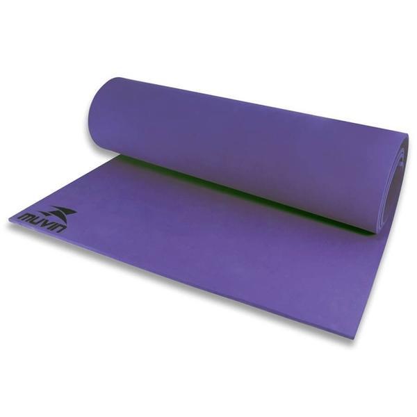 Tapete para Yoga em EVA TPY-300 - 180cm X 60cm X 0,5cm - R - Muvin
