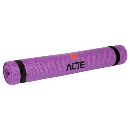 Tudo sobre 'Tapete Yoga Mat ACTE Roxo T10'