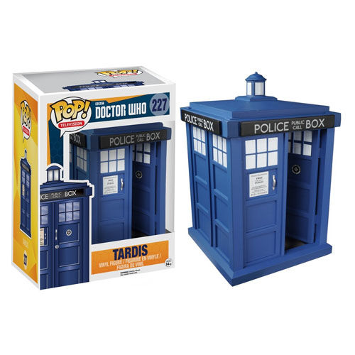 Tudo sobre 'Tardis - Funko Pop Doctor Who'