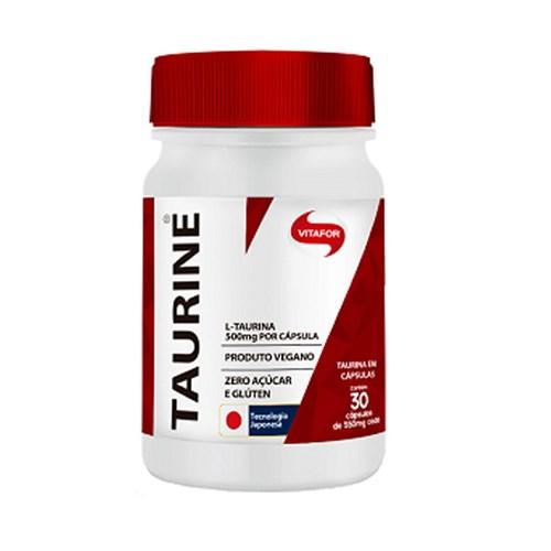 Taurine 30 Caps - VitaFor