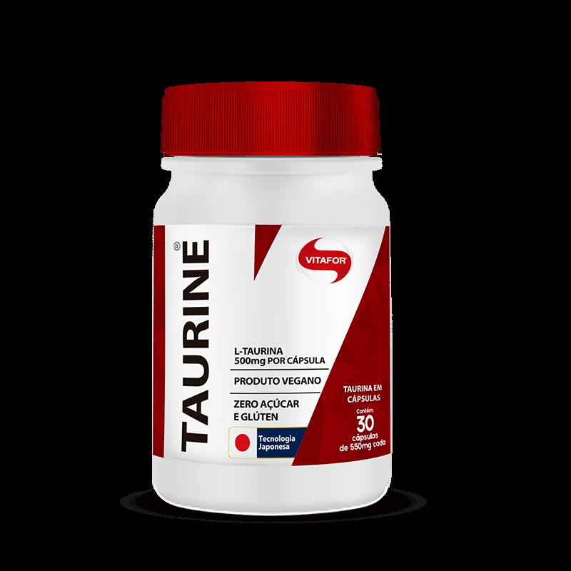 Tudo sobre 'Taurine (30caps) Vitafor'