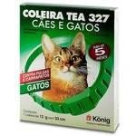 Tudo sobre 'Tea Coleira 327 para Gatos - 13cm'