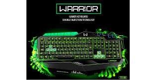 Teclado Gamer WARRIOR (TC199)