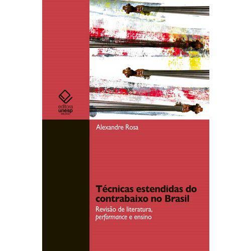 Técnicas Estendidas do Contrabaixo no Brasil