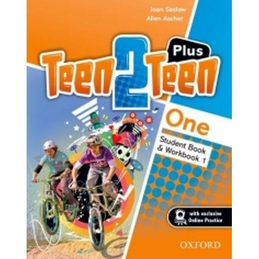Tudo sobre 'Teen2teen Plus 1 - Oxford'