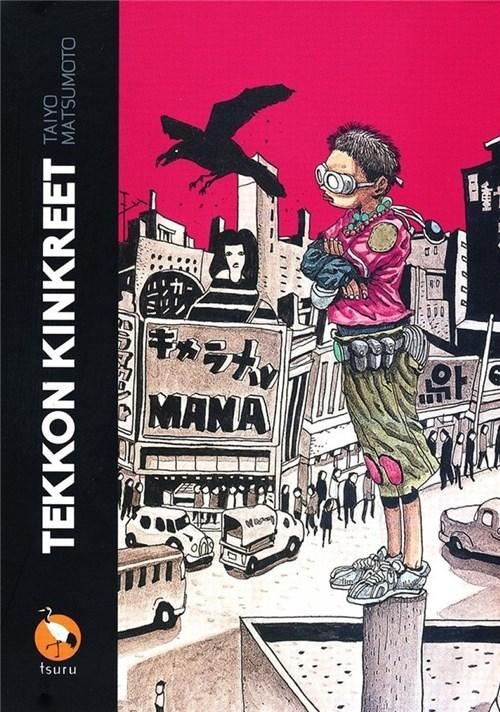 Tudo sobre 'Tekkon Kinkreet'
