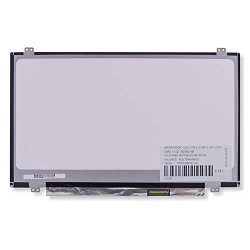 """Tudo sobre 'Tela 14"""" LED para Notebook Positivo Stilo XR7550   Brilhante'"""